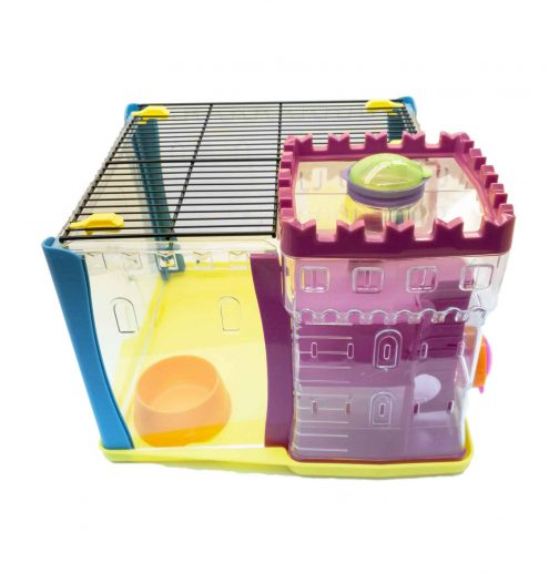 Hamster Castle, Paws & Claws Pets