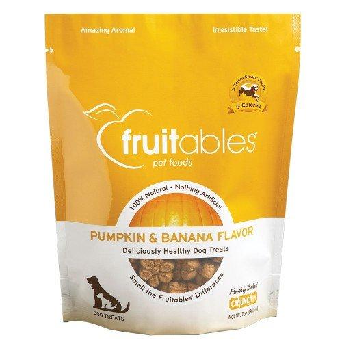 Fruitables Dog Treats Pumpkin & Banana 198gr, Paws & Claws Pets