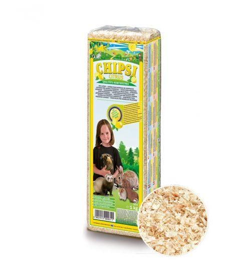 CHIPSI Citrus Pet Bedding 15L, Paws & Claws Pets