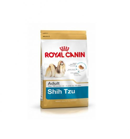 Shih Tzu Adult 1.5kg, Paws & Claws Pets