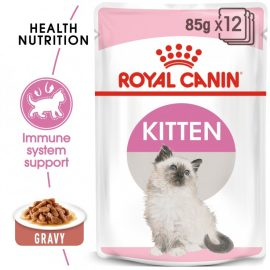 royal canin kitten wet food gravy at paws and claws pets dubai mirdif