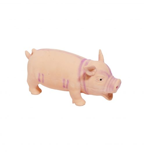 Little Piggy Squeese & Oink Toy, Paws & Claws Pets