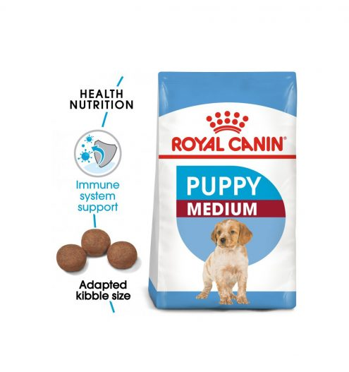 Medium Puppy 10kg, Paws & Claws Pets
