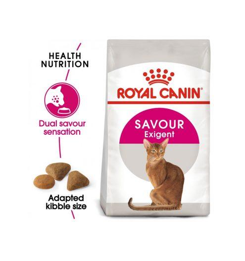 Savour Exigent 10kg, Paws & Claws Pets