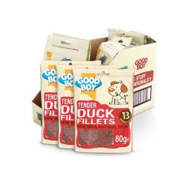 Armitage tender duck fillets dog treats