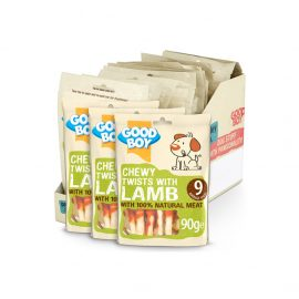 Good Boy Lamb Chew Twists 90g