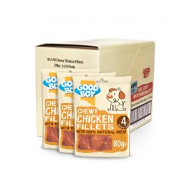 Armitage Chewy Chicken Fillets 80g