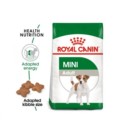 Mini Adult 8kg, Paws & Claws Pets