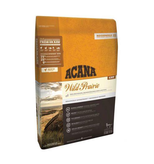 Acana Wild Prairie Cat dry food paws & claws pets