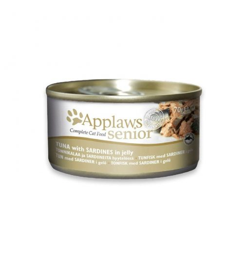 Applaws Senior Tuna with sardine, Paws & Claws Pets