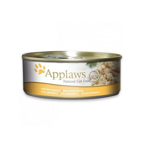 Applaws Cat Chicken 156g Tin, Paws & Claws Pets