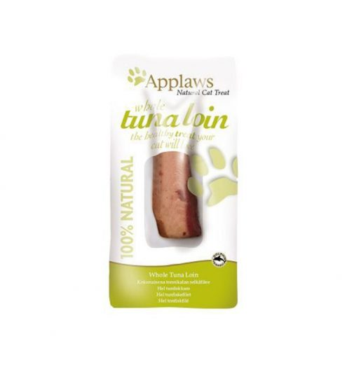 Applaws Cat Tuna Loin is delicious, 100% natural, a complimentary treat for adult cats
