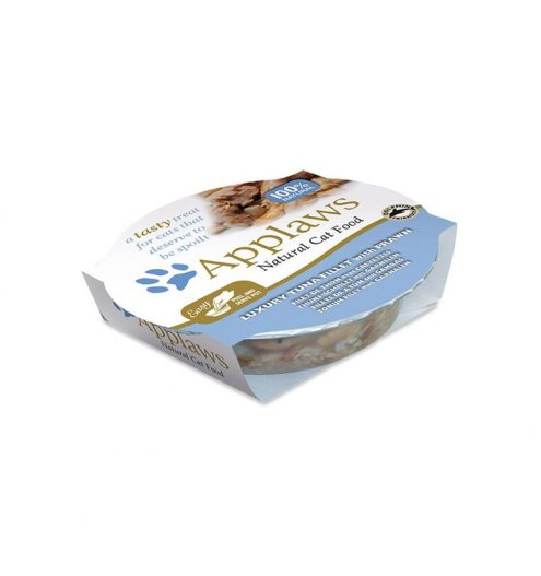 Applaws Cat Tuna with Prawn Pot 60g, Paws & Claws Pets
