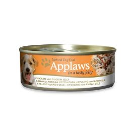 Applaws Dog Chicken with Duck in Jelly 156g Tin
