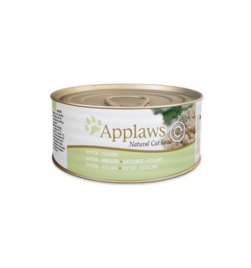 Applaws Kitten Chicken 70g Tin, Paws & Claws Pets