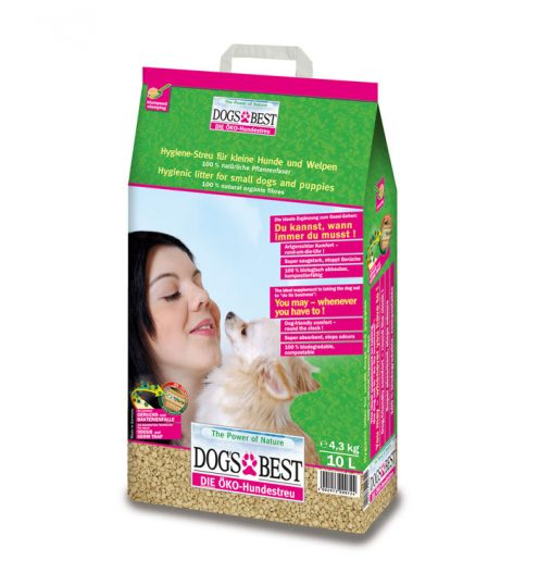 Dog's Best Dog Litter, Paws & Claws Pets
