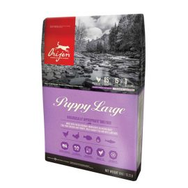 orijen puppy large 11.4kg dry food for large puppies