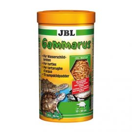 terrapin food turtle food, dried gammarus @ paws pet shop
