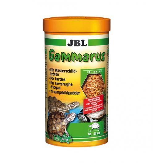 JBL Gammarus Turtle food 1L, Paws & Claws Pets