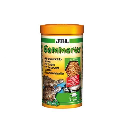 JBL Gammarus Turtle food 250ml, Paws & Claws Pets