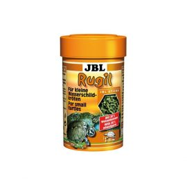 JBL Rugil Small Turtle food 100ml turtle food terrapin food rugil reptile dry food