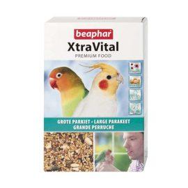 Beaphar Xtravital Large Parakeet Bird food 500g