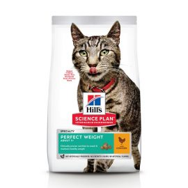 HILL'S SCIENCE PLAN Sterilised Cat Young Adult dry cat food at paws & CLaws Pets in Dubai UAE