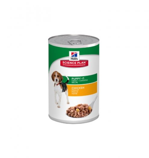 Hill's Science Plan Puppy Healthy Development with Chicken 370g, Paws & Claws Pets