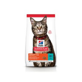 Hill's Science Plan Adult Cat with Tuna dry cat food at dubai Paws and claws pets