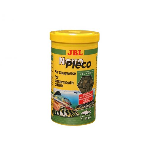JBL Novo Pleco 100ml, Paws & Claws Pets