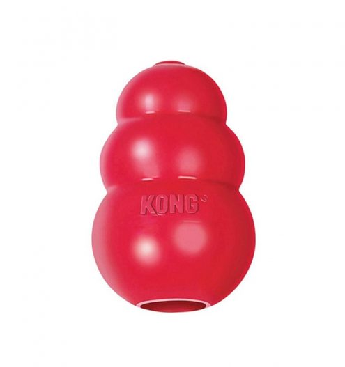 durable dog toy at P&C, super-chewy, bouncy and completely safe for dogs