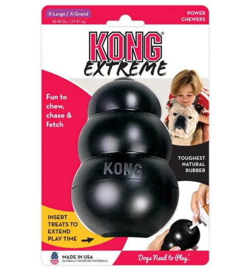 Kong Extreme Dog Toy, Paws & Claws Pets