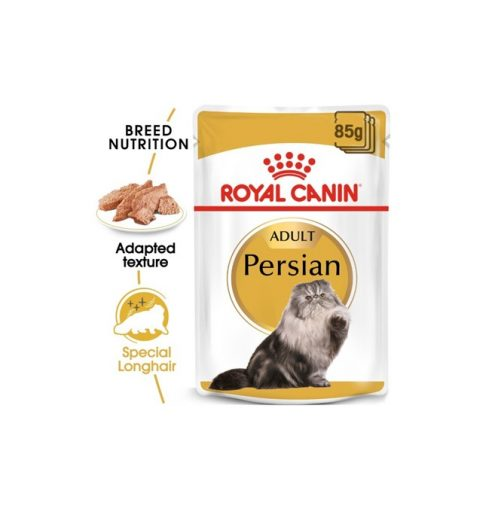 persian adult in gravy 85g wet cat food at paws n claws pets in mirdif uptown