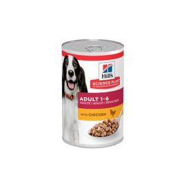 Hill's Science Plan Adult Dog with Chicken wet dog food in Dubai