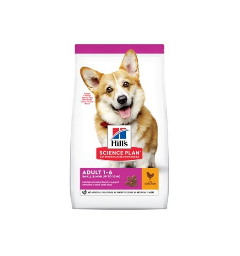 Hill's Science Plan Canine Adult Small & Mini with Chicken at PnC Pets Mirdif Dubai UAE