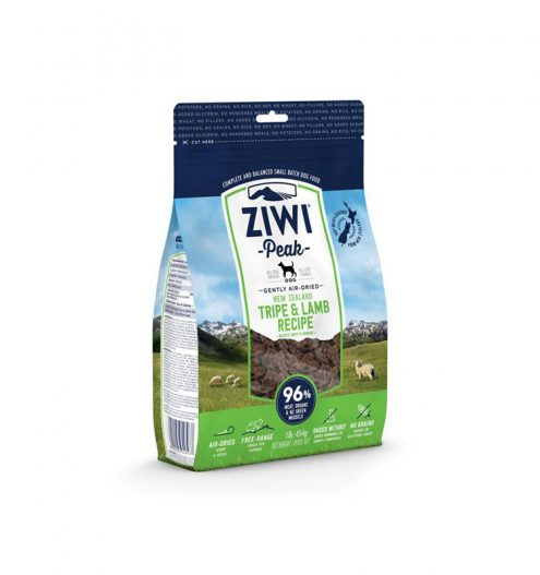 Ziwi Peak Air-Dried Tripe & Lamb For Dogs 2.5kg