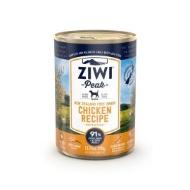 ZIWI Peak Wet Free-Range Chicken Recipe for Dogs