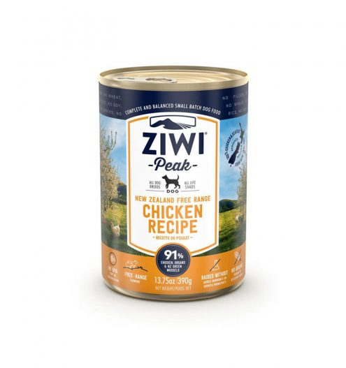 Ziwi Peak Chicken Recipe Canned Dog Food, Paws & Claws Pets