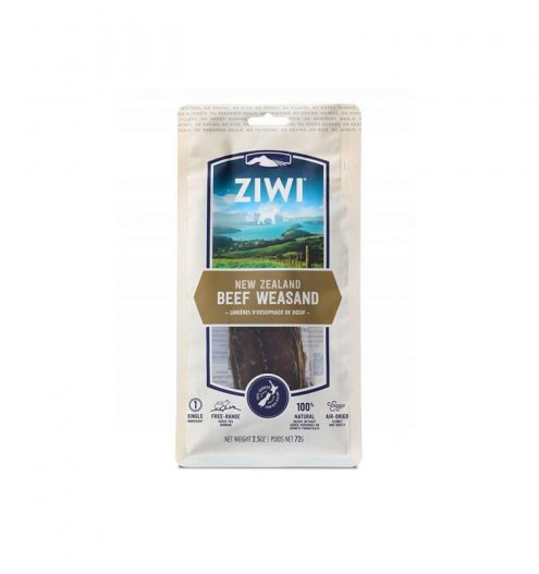 Ziwi Peak Dog Chews Beef Weasand 72g, Paws & Claws Pets