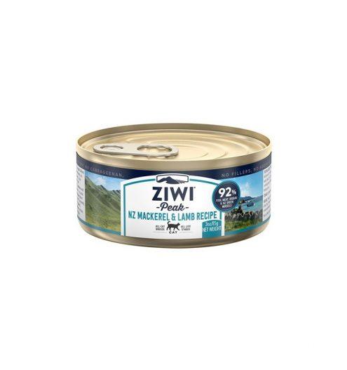 Ziwi Peak Mackerel & Lamb Recipe Canned Cat Food, Paws & Claws Pets