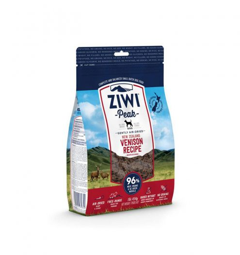 Ziwi Peak Venison Air Dried Dog Food, Paws & Claws Pets