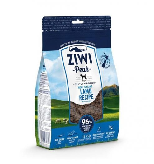 Ziwi Peak Air Dried Lamb Dog Food, Paws & Claws Pets