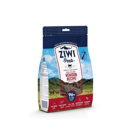 Ziwi Peak Air Dried Venison Recipe Cat Food, Paws & Claws Pets