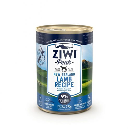 Ziwi Peak Lamb Recipe Canned Dog Food, Paws & Claws Pets