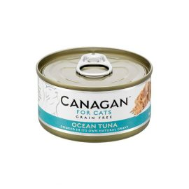 Canagan Ocean Tuna Cat Tin Wet Food P&C best online pet store at your door