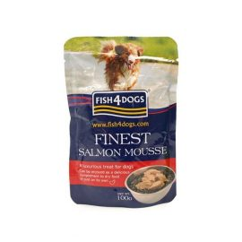 Fish4Dogs Finest Salmon Mousse for Dogs avilable in Dubai P&C Pets Mirdif