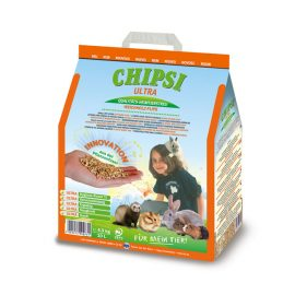 CHipsi Ultra Super Absorbanet rabbit and hamster bedding