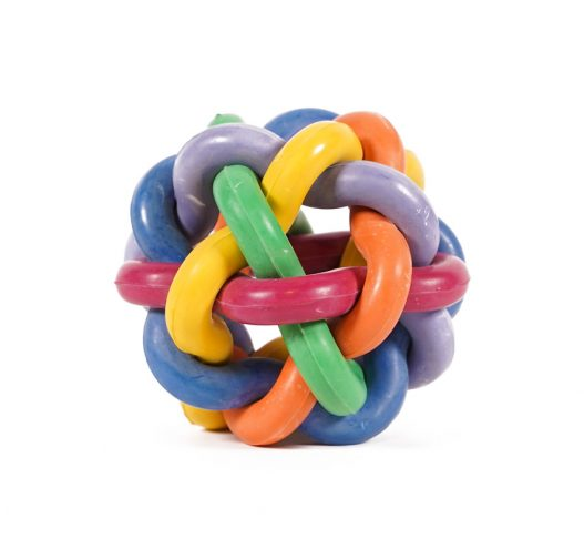 Ball of Knots Dog Toy, Paws & Claws Pets
