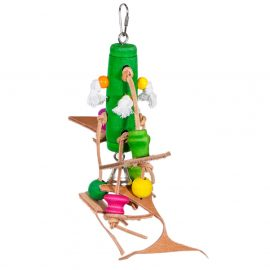 Bits 'n' Bobbles Hanging Bird Toy