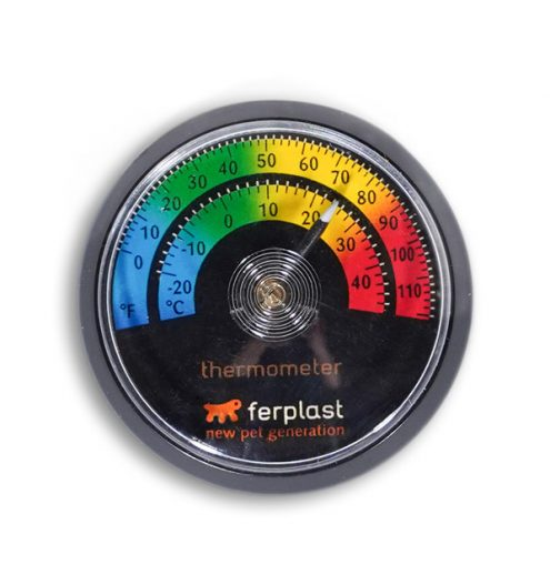Ferplast Reptile Thermometer, Paws & Claws Pets